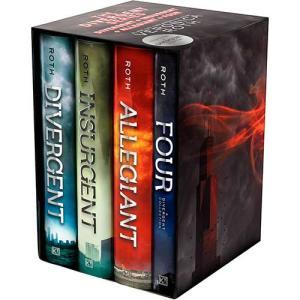 [APP Submarino] Livro - The Divergent Series Box Set: Divergent, Insurgent, Allegiant, Four (Inglês) - R$ 60