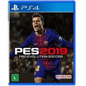 Game Pro Evolution Soccer 2019 - PS4 - R$75
