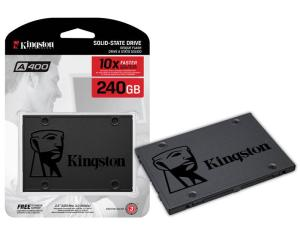 [AME] SSD KINGSTON A400 240GB VALOR COMPRANDO COM AME