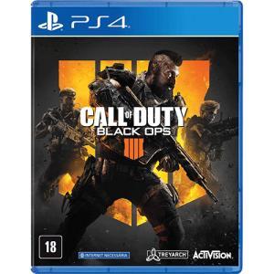 Call Of Duty Black Ops 4 - PS4 - 50% de CASHBACK no AME(R$ 75,00)