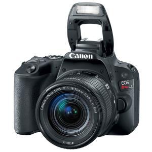 [À VISTA] Câmera Digital Canon EOS Rebel SL2 DSLR 24.2 MP Full HD Wi-Fi Bluetooth R$2250