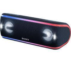 Caixa de som sem fios SRS-XB41, com Extra Bass, Iluminação multicolorida, efeitos sonoros, com design a prova d'água e poeira R$640