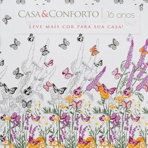 Livro de Colorir: Casa & Conforto 1,49