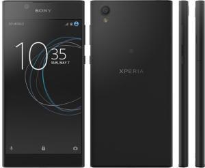 """Smartphone Sony Xperia L1 G3312 Preto com 16GB, Tela 5.5"""" HD, Dual Chip, Câmera 13MP, 4G, Quad-Core e 2GB RAM - R$521"""