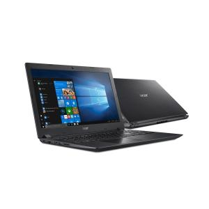 "Notebook Acer Intel Core i3-7020U 4GB 1TB Tela 15,6"" Windows 10  Preto"