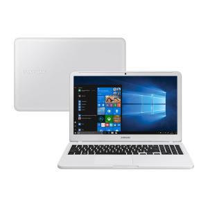 "Notebook Samsung Intel Core i5 8GB 1TB Placa de Vídeo 2GB Tela 15,6"" Windows 10 NP350XAA-XD2BR Branco Ônix - R$2159"