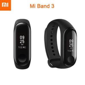 [Primeira compra] Relógio Xiaomi Mi Band 3 Smartwatch Para Android Ios - Preto - R$269 (pagando com AME, R$124)
