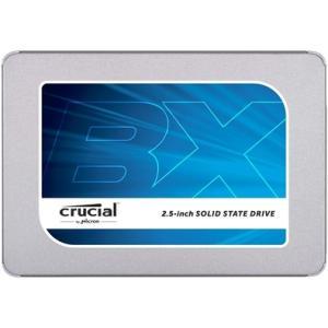 SSD Crucial BX300 2.5' 120GB SATA III 6Gb/s Leituras: 555MB/s e Gravações: 510MB/s - CT120BX300SSD1 R$126