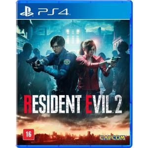 (AME por R$125) Game Resident Evil 2 - PS4 R$249