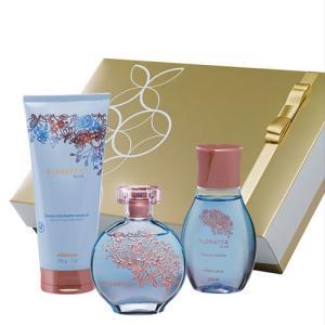 Kit Presente Floratta Blue Natal Boticário - R$ 140