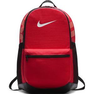 Mochila Nike Brasília - Vermelho e Preto | R$76