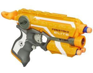 Lançador de Dardos Nerf Hasbro N-Strike – Elite Firestrike A0709 - R$32