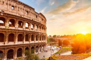 Voos para Roma, saindo de São Paulo. Ida e volta, com taxas incluídas, a partir de R$