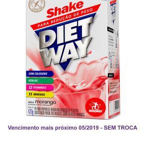 Diet Way Shake Substituto de Refeição 420G - R$3