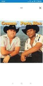 CD Oceano & Porto Rico - Pra Levantar Poeira