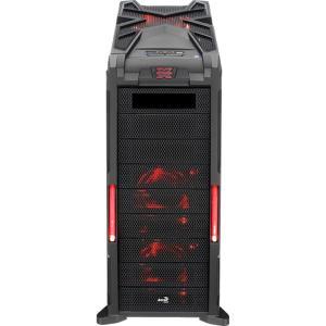 Gabinete Gamer STRIKE X ADVANCE EN58025 Preto AEROCOOL - R$127