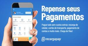R$10 OFF RecargaPay para créditos Uber, jogos e vales-presente