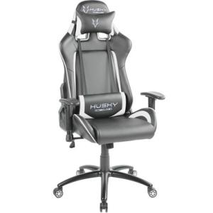 Cadeira Gamer Husky Blizzard Black White HBL-BW - 599,90
