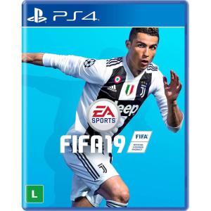 [AME] Por R$99,99 FIFA 19 - PS4