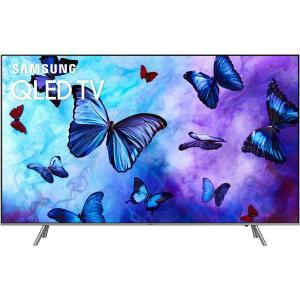 "[AME] Smart TV 49"" Samsung Qled 2018 Q6FN UHD 4k com Conversor Digital 4 HDMI 2 USB Wi-Fi Modo Ambiente Pontos Quânticos HDR1000"