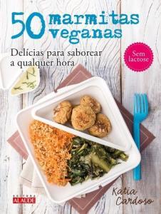 Livro | 50 Marmitas Veganas - R$17