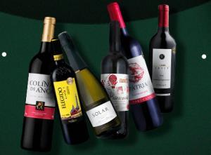[BH e Região] Leve 3 vinhos e pague 2 - Super Nosso Em Casa