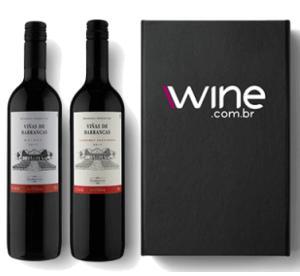 Primeira mensalidade do Clube Wine por R$10
