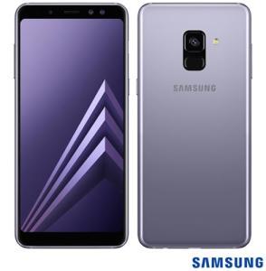"Samsung Galaxy A8 Ametista, com Tela de 5,6"", 4G, 64 GB e Câmera de 16 MP - SM-A530FZVKZTO - SGA530FZVKLIL_PRD - R$1399"