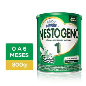 Fórmula Infantil Nestogeno 1 Lata 800g - R$29