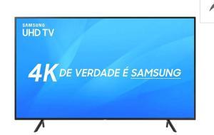 "[Ame] Smart TV LED 49"" Samsung Ultra HD 4k 49NU7100 HDMI 2 USB Wi-Fi HDR Premium Smart Tizen - R$2070 (ou R$1759 com Ame)"