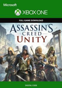 Assassin's Creed Unity Xbox One - Midia Digital - R$3