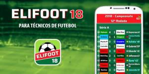 Elifoot 18 pro - grátis