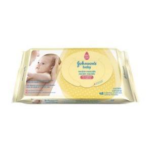 Toalhinhas Umedecidas Johnson's Baby Recém-Nascido - R$8