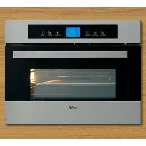 Forno Elétrico de Embutir Fischer 43 Litros Platinum com Timer, Inox | R$2.350
