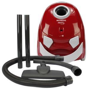 Aspirador de Pó Mondial Next 1500 AP-12 – Vermelho R$127