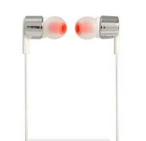 Fone de Ouvido In EAR T210 JBL Branco detalhe em prata - R$50