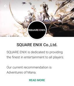 [SQUARE ENIX] - 50% de desconto em vários jogos mobile da empresa (Chrono Trigger, Final Fantasy etc.)