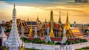 Voos para Bangkok, saindo de São Paulo. Ida e volta, com taxas incluídas, por R$2.948