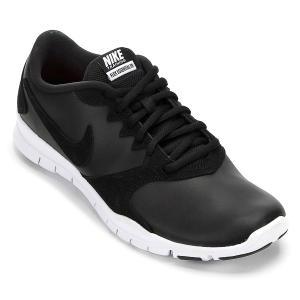 Tênis Nike Flex Essential Tr Lt Feminino - Preto e Branco - R$142