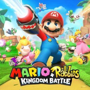 Mario + Rabbids Kingdom Battle - Nintendo Switch - R$67