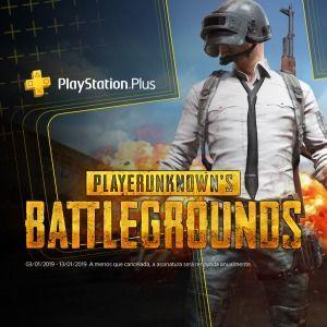 PUBG + PlayStation®Plus Bundle - R$160
