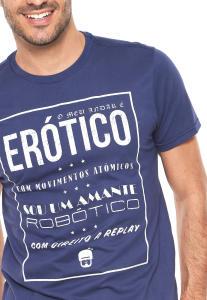 6 camisetas masculinas por R$149 na Dafiti