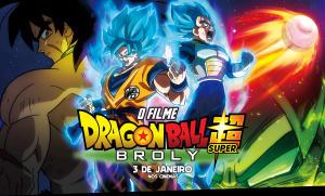 [Ingresso.com] Promoção Dragon Ball Super: Broly Compra e Concorra a um Action Figure