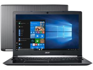 "Notebook Acer Aspire 5 A515-51-51UX Intel Core i5 - 8GB 1TB 15,6"" HD Windows 10 | R$2069"