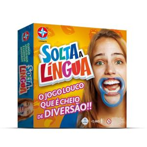 Jogo Solta a Língua - Estrela | R$64