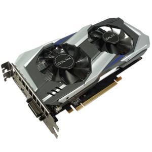 Placa de vídeo - NVIDIA GeForce GTX 1060 (6GB / PCI-E) - Galax OC - 60NRH7DSL9OC - R$1370