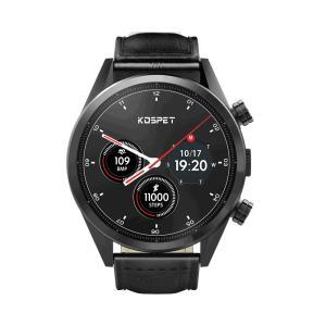 Smart Watch Kospet Hope 3G+32G 4G-LTE Watch Phone 1.39' AMOLED IP67 WIFI GPS/GLONASS 8.0MP Android7.1.1 - R$529