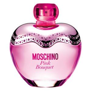 Moschino Pink Bouquet Feminino Eau de Toilette R$132