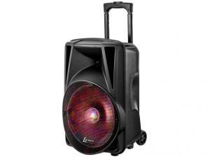 Caixa de Som Amplificadora Lenoxx Áudio CA 340 - 280W Bluetooth USB MP3 - R$331