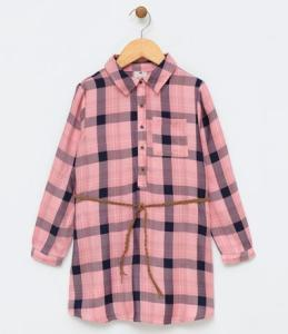 Camisa Infantil em Xadrez - Renner R$30